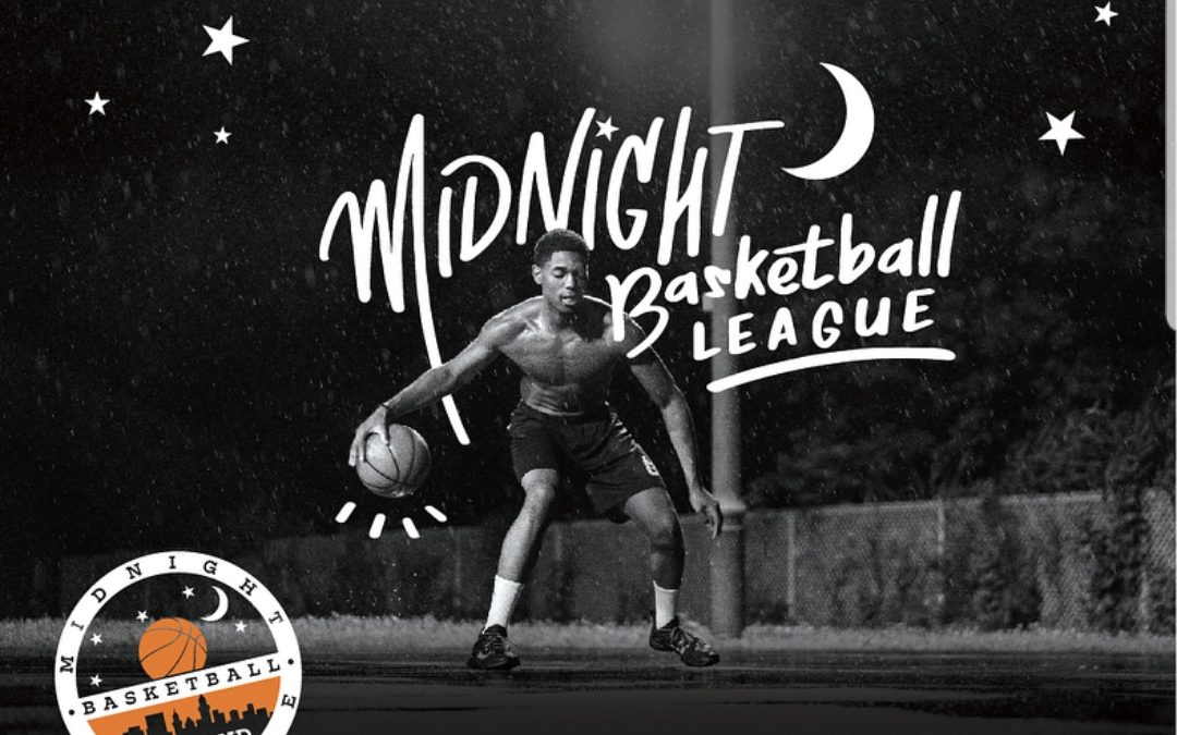 Midnight Basketball League is Back!