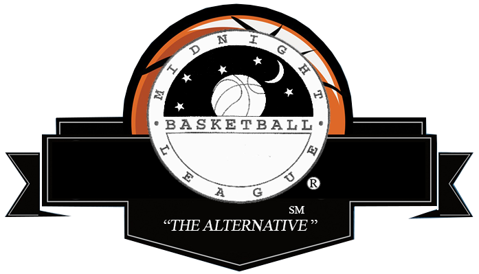 Midnight Basketball association Logo